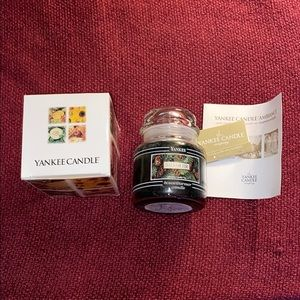 NEW Yankee Candle Balsam Fir Christmas Jar Candle